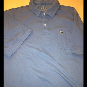 Vineyard Vines Shirts - Men's XXL Soft Short Sleeve Vineyard Vines Polo